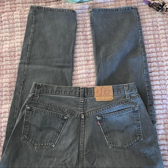 Levi's Denim - grey Levi's jeans